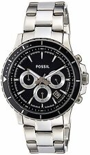 Fossil Briggs Chronograph Black Dial Men's Watch - CH2926
