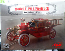 1914  Ford Model T Firetruck 1:24  ICM 24004