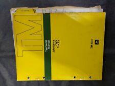 John Deere 7020 Tractor Technical Manual