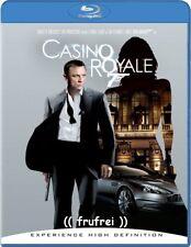 JAMES BOND 007 - CASINO ROYALE : Daniel Craig : BLU-RAY