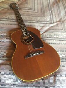 Eko Ranger 6 Acoustic Guitar - Vintage Mid 70's