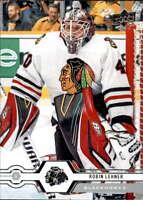 2019-20 Upper Deck #364 Robin Lehner Chicago Blackhawks