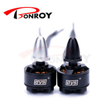 New DYS BX1306 2300KV Brushless Motor CW&CCW for RC Quadcopter Helicopter FPV