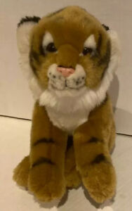 Tiger Cub Stuffed Plush Animal Alley from Toys R Us Small