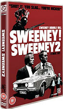 SWEENEY 1 / SWEENY 2 MOVIE FILM Collection DVD Brand New UK Release John Thaw
