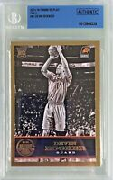 Devin Booker 2015-16 Panini Replay Gold Rookie RC /25