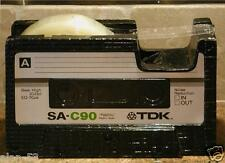 TDK ~ SA-C90 SCOTCH TAPE DISPENSER ~ EXTREMELY RARE! ~ TRY TO FIND ANOTHER ONE?!