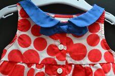 Babyworld girl Sz 000 summer dress & pants/bloomers set BNWT sleeveless sailor