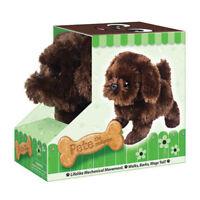 Pedigree DOG Plush Animal Robot Walks Barks Game BIRTHDAY GIFT Boy Girl Toy New