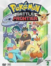 Pokemon: Battle Frontier - Vol. 2 (DVD, 2008, 3-Disc Set)