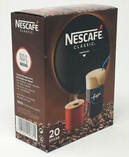 Nescafe Classic/Frappe Greek Coffee Sticks [20 Pack] from Greece BBE 05.2020