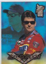 NASCAR JEFF GORDON 1998 PRESS PASS VIP RACING CARD #8