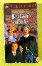 Butch Cassidy and the Sundance Kid ~ New VHS Movie ~ Paul Newman Western Video