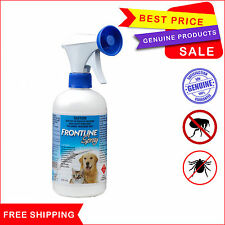 Frontline Spray 500 mL for Cats and Dogs by Merial Flea Tick control treatment