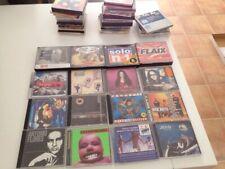 LOTE DE 35 ALBUMES (60 CD). POP ROCK ESPAÑOL, INTERNACIONAL, DANCE, ETC...