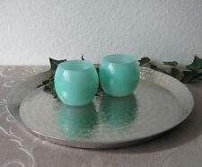 Markenlose Deko-Kerzenständer & -Teelichthalter im Landhaus-Stil aus Glas für Teelicht
