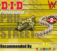 DID Gold  X-Ring  Drive Chain 525 P - 110 L for Benelli / Royal Enfield