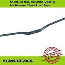 Race Face Chester 35 Riser Handlebar 780mm Bar Diameter 35mm Rise 35mm MTB Bike