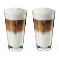TASSIMO by WMF Latte Macchiato Gläser 2er Set Kaffeeglas Kaffee Glas 320 ml