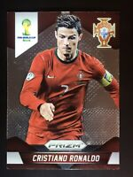 2014 Panini Prizm World Cup - Cristiano Ronaldo Base #161 *DAMAGED*