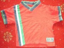 Camiseta Rojo Talla 1 - 1 1/2 años