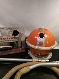 Vintage Hoover Constellation Vacuum Cleaner Model 444 MCM Atomic Space Age
