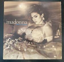 Madonna - Like A Virgin Vinyl LP