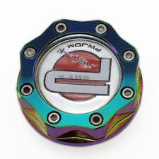 Colorful PWJDM Car Racing Engine Oil Fuel Filler Filter Tank Cap Cover For Honda