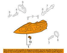 MAZDA OEM 06-08 6-Headlight Assembly GP7B510K0B
