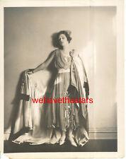 VINTAGE Norma Talmadge GORGEOUS GLAMOUR 20s Publicity Portrait by FAIRCHILD