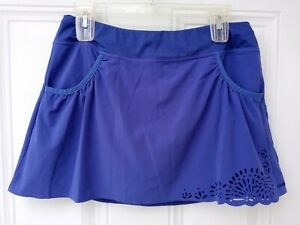 Athleta Women's Golf, Tennis Skort Skirt Purple Size M