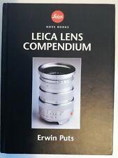Leica compendium book Erwin Puts