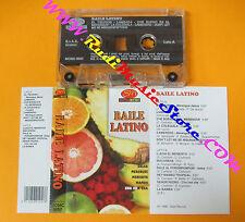 MC BAILE LATINO compilation 1996 SALSA MERENGUE MENEHITO MAMBO CHA no cd lp dvd