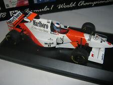 1:18 McLaren Mercedes MP4/10 M. Häkkinen 1995 rebuilt Umbau full tabacco in SC