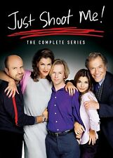 Just Shoot Me! The Complete DVD Series Box Set, Seasons 1,2,3,4,5,6,7