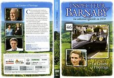 14814 // DVD INSPECTEUR BARNABY N° 46 LA COURSE A L'HERITAGE COMME NEUF