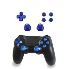 Aluminium Tasten für PS4 Controller Bullet Buttons Alu Sticks & DPad Modding Set