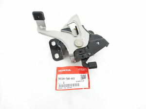 Genuine OEM Honda 74120-TA6-A01 Hood Lock Latch Assembly 2008-2012 Accord
