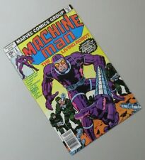 Machine Man #1 X-51 Aaron Stack JACK KIRBY 2001 Space Odyssy 1978 Marvel (C6936)