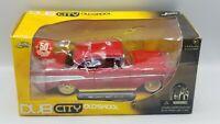 O'REILLY AUTO PARTS 50TH ANNIVERSARY 1957 CHEVY - 1:24 DIECAST - DUB CITY