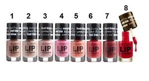 "GOSH Lip Lacquers… A Lip Gloss in a ""nail polish"" bottle? 4 ml./ 0.1 fl.oz"