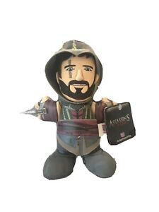 """Bleacher Creatures Assassin's Creed 7"""" Aguilar Character Stuffed Plush Soft Toy"""