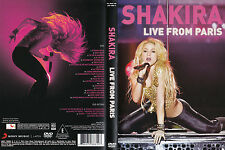 Shakira - DVD - Live From Paris 2011 and More - DVD von 2011 - ! ! ! ! !