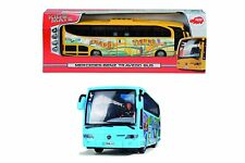 Dickie Toys 203825000 - Mercedes-Benz Travego Bus, Reisebus, 27 cm