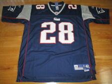 Reebok NFL Players COREY DILLON No. 28 NEW ENGLAND PATRIOTS (XL) Jersey