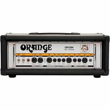 Orange Amplifiers Crush Pro CR120H 120W Guitar Amp Head Black FREE 2 DAY SHIP