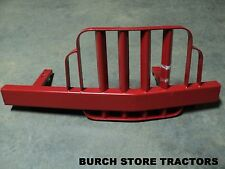 NEW Farmall CUB ~ BUMPER with MOUNTING BOLTS ~ USA MADE!!!