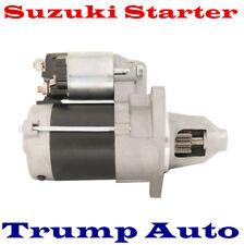 Starter Motor fits Suzuki Carry GA413 engine G13BB 1.3L MANUAL Petrol 99-05