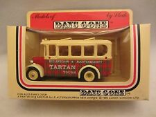LLEDO  Days-Gone  Albion Single Decker Coach  #10012 Tartan Tours  NIB  (10)
