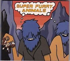 Super Furry Animals - The International Language Of Screaming - CD (4 x Track)